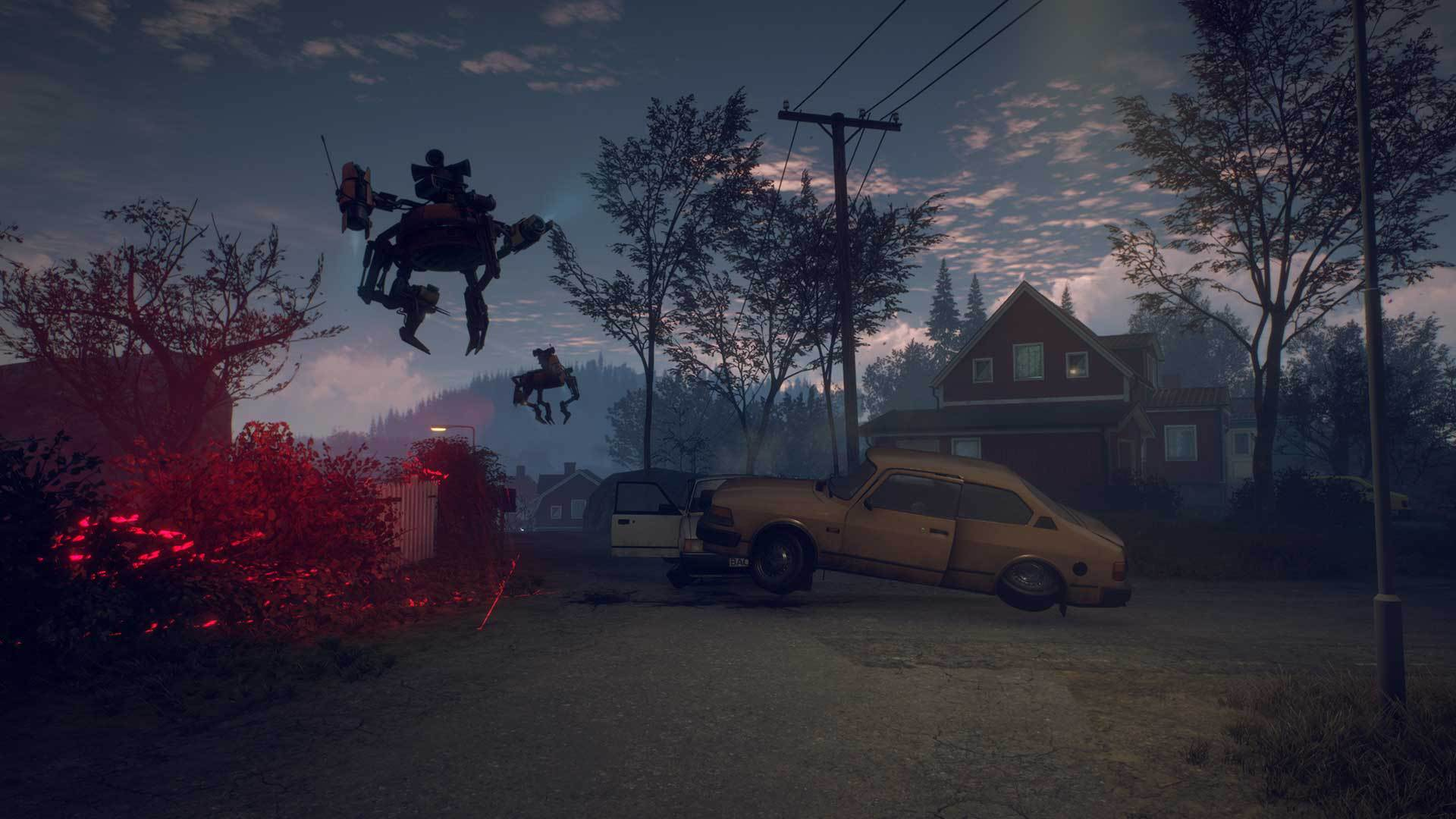 Generation Zero | Open-World Action Game
